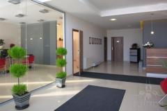 Aranżacja biura VERANO 7